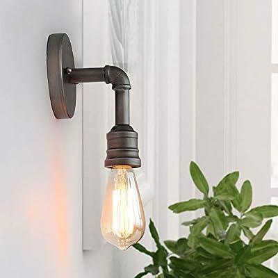 LNC 2-Light Vanity Lights Wall Sconce Wall Lamp Industrial Bathroom Wall Lighting