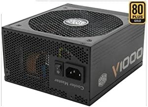 Cooler Master V Series RS-A00-AFBA-G1 1000W ATX12V & EPS12V Power Supply RSA00-AFBAG1-US