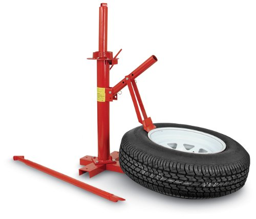 PowerLift Manual Tire Changer Base, 15-3/8-18-1/2'