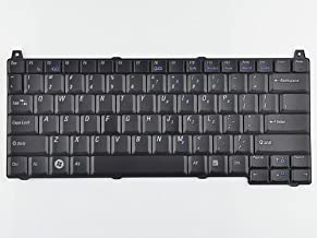 J483C Dell Keyboard for Dell Vostro 1310 1510 2510. Part Numbers: 0J483C, V020902AS1, PK1303Q0100. PCRepair