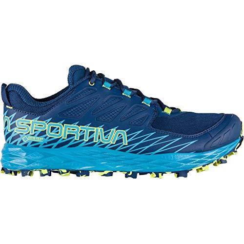 LA SPORTIVA Lycan GTX, Scarpe da Trail Running Uomo, Multicolore (Indigo Tropic Blue 000), 44 EU