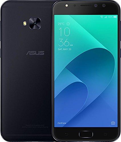 Asus - Zenfone 4 selfie pro nero 64 gb 4g / lte dual sim display 5.5 full hd slot micro sd fotocamera 24 mpx android italia