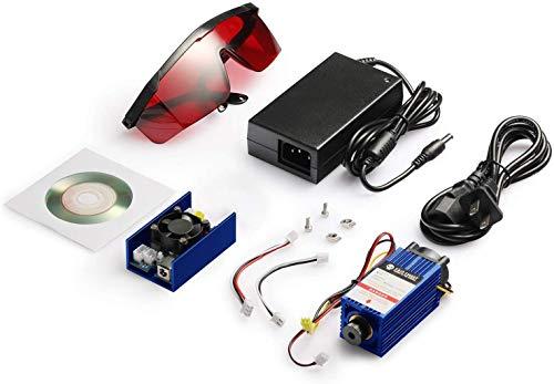 SainSmart Blauer 445nm/5,5W Laser, Insbesondere für CNC-Maschinen 3018-PROVer & 3018-MX3