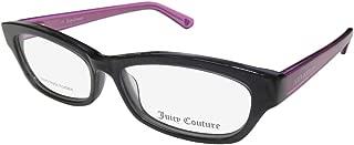 Juicy Couture 133 Womens/Ladies Cat Eye Full-rim Flexible Hinges Color Combination Eyeglasses/Eyewear