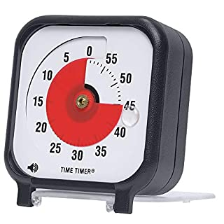 Time Timer Original 3 inch; 60 Minute Visual Timer – Classroom Or Meeting Countdown Clock for Kids and Adults (B07BGM91LL) | Amazon price tracker / tracking, Amazon price history charts, Amazon price watches, Amazon price drop alerts