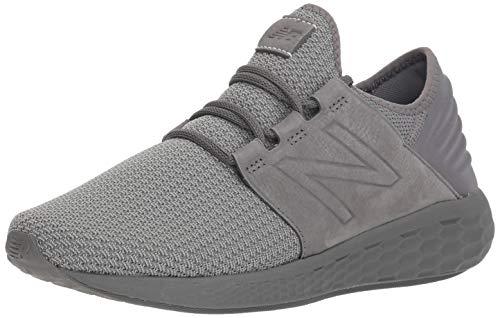 New Balance Men's Cruz V2 Fresh Foam Running Shoe, castlerock, 8.5 D US