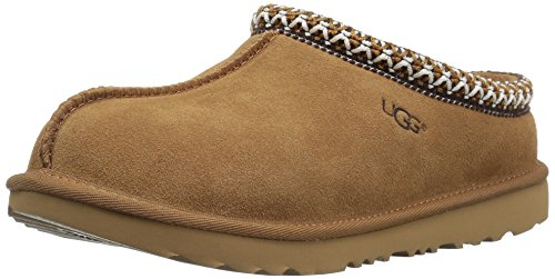 UGG Kids' Tasman II Slipper, Chestnut, 5