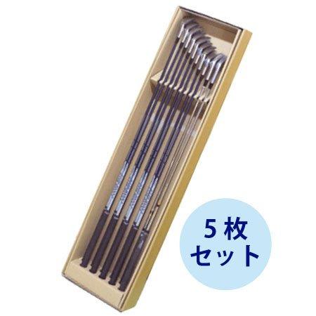 ゴルフクラブ用ダンボールケース アイアンセット用(27×10.5×105.5cm) 5枚セット