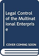 Legal Control of the Multinational Enterprise
