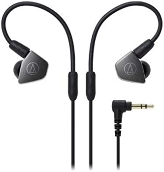 Audio-Technica ATH-LS70iS Live Sound Dynamic In-Ear Headphones