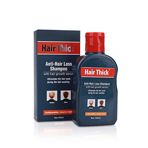 LIXONG Hair Growth Shampoo,Hair Loss shampoo, Anti-Hair Loss Shampoo, Helps Stop Hair Loss, Grow Hair Fast, Hair Loss Treatment for Men & Women