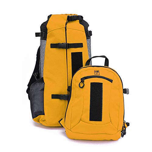 K9 Sport Sack Plus 2 Mustard Yellow SM