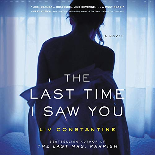 The Last Time I Saw You Titelbild