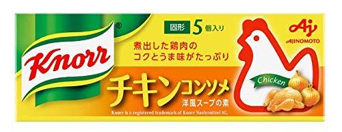 味の素 クノールチキンコンソメ箱 35.5g ×2箱