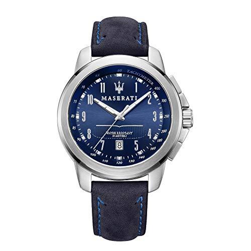 Orologio da uomo, Collezione Successo, movimento al quarzo, tempo e data,...