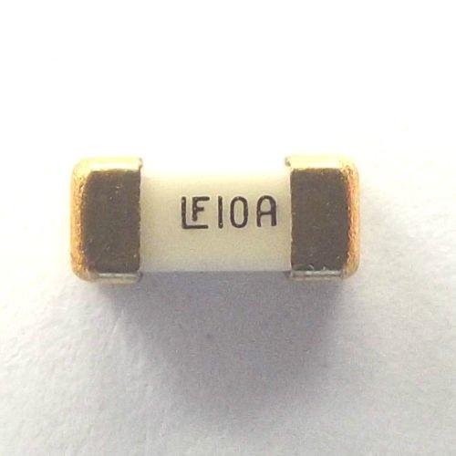 Sicherung 10a 125v SMD Marked LF10A sehr schnell NaNO Littlefuse 0451010.MRL 6.1 mmx2.69 mm