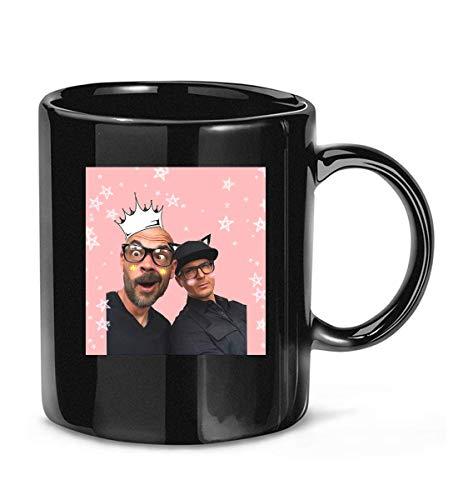Ghost adventures Photographic Zak Bagans Aaron Goodwin Ghost Adventures Coffee Mug For Women and Men Tea Cups