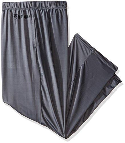 STACY ADAMS Tall Men's Big Sleep Pant, Gray, XX-Large