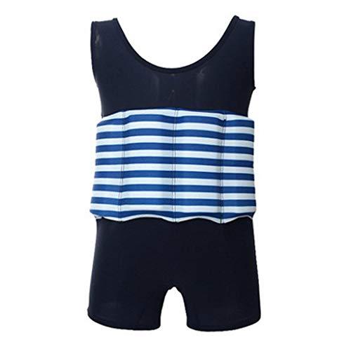 Jimmackey Costume da Bagno per Infanziale Bambini Neonati Costume da Bagno Intero con Galleggianti per Bambino Tuta Galleggiante Bambino