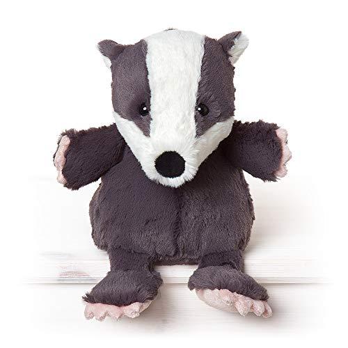 All Creatures Milton The Badger Plüschtier, groß