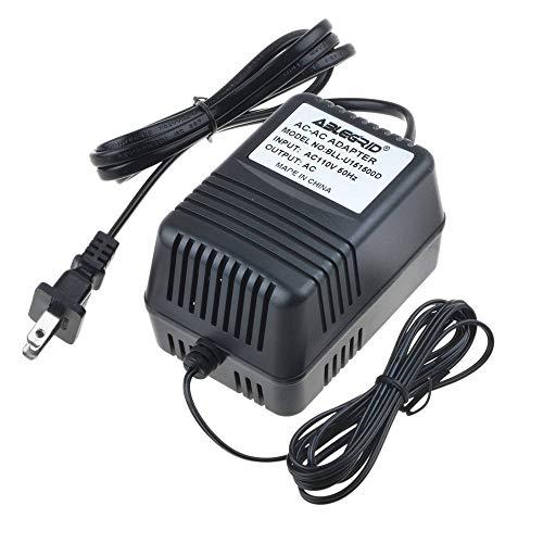 Uniq-bty AC Power Adapter for Alto Professional Zephyr ZMX862 6-Channel Compact Mixer