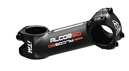 ITM Alcor 80Rahmen/Richtung und Lenker 20Grad schwarz schwarz 100 mm