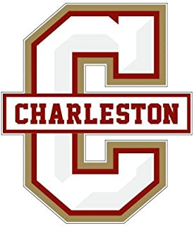 College of Charleston Small Decal 'Official Logo - C Charleston'