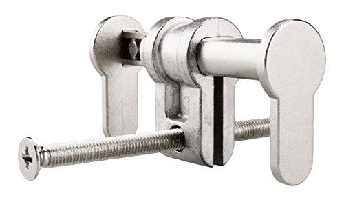 W+M Verstellbarer Blindzylinder   für Profilzylinder-Einsteckschlösser   Oberfläche vernickelt   variabler Einstellbereich 35-56mm   zugelassen für Brandschutztüren bis T90