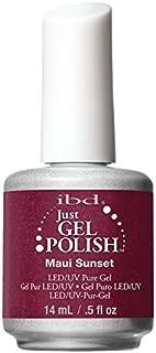 IBD Just Gel Nail Polish, Maui Sunset, 0.5 Fluid Ounce