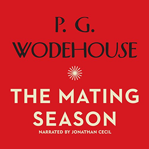 Jeeves and the Mating Season audiobook cover art