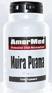 Muira Puama Extract - 90 Capsules