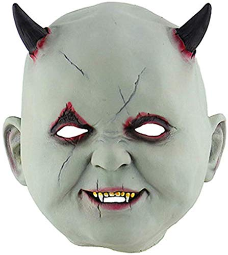 S$S Duivel Vampier Halloween Masker Horror Clown Enge Maskerade Maskers Horror Zombie Huis Masker