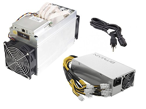 AntMiner L3++ Scrypt ASIC Litecoin Miner (L3++ with PSU)