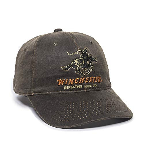 Outdoor Cap Weathered Cotton Winchester Cap