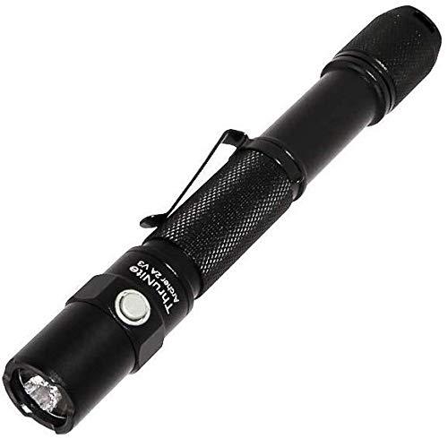 ThruNite Archer 2A V3 Taschenlampe 500 Lumen CREE LED Taschenlampe Wasserdicht IPX8 5 Modi und Lange Arbeitzeit für Outdoor, AA, Kaltweiß