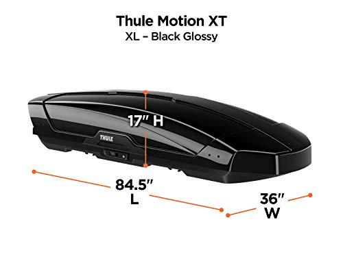THULE(スーリー)『ThuleMotionXTXL』