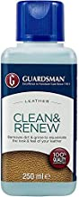 Guardsman GL2020 Clean and Renew for Leather, Blue, Cream