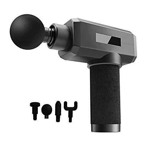 QULONG Massagepistole Percussion Handheld-Muskelmassagegerät Mit 5...