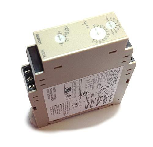 H3DK-S1 Timer 0,1s÷1200h SPDT 250VAC/5A 24÷240VAC 24÷240VDC DIN OMRON