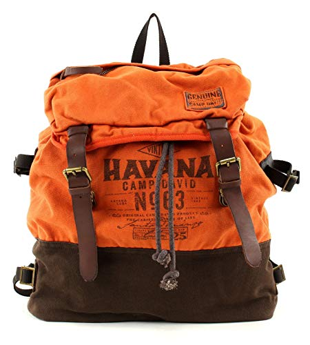 CAMP DAVID Ortega River Backpack Orange