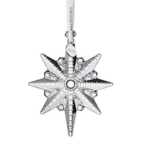 """Price comparison product image Waterford Crystal Snowstar Ornament 4.4"""""""