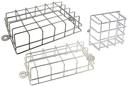Westfalia Schutzgitter für Rückleuchten, quadratisch - 110 x 110 x 55 mm