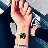 Tatuaje Temporal de Casco de motocicleta (2 Piezas) - ohmytat.com