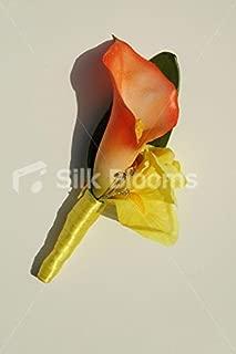 iris buttonholes
