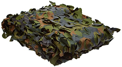 Mil-Tec Camouflage Net Basic Light 2.4m X 3.0m