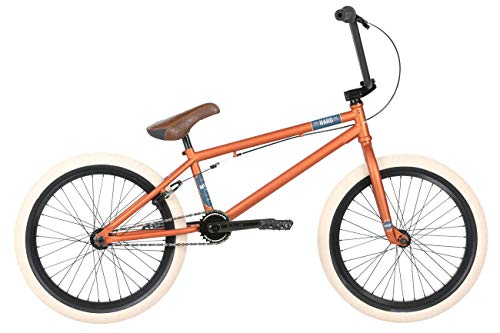 "HARO Midway 20"" 2019 BMX Freestyle (20.5"" - Matte Copper)"