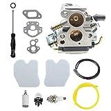 ANTO 545072601 Carburetor for Husqvarna 235 235E 236 236E 240 240E Chainsaw Replaces CS2234 CS2238 CS2234S CS2238S with Adjustment Tool Air Filter Tune Up Kits