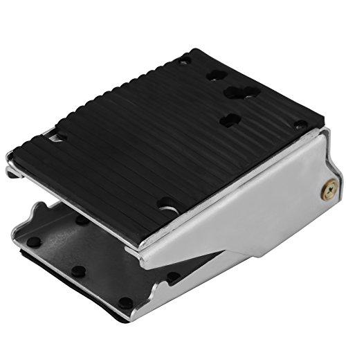 Valvola di controllo pressione a piede 3-port 2-posizione G1 / 4 Interruttore a pedale pneumatico ad aria compressa