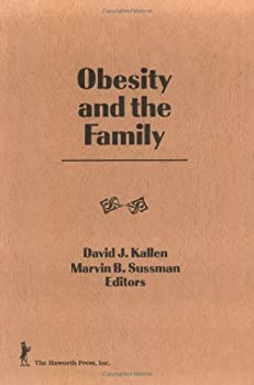 Hardcover Obesity and the Family Book