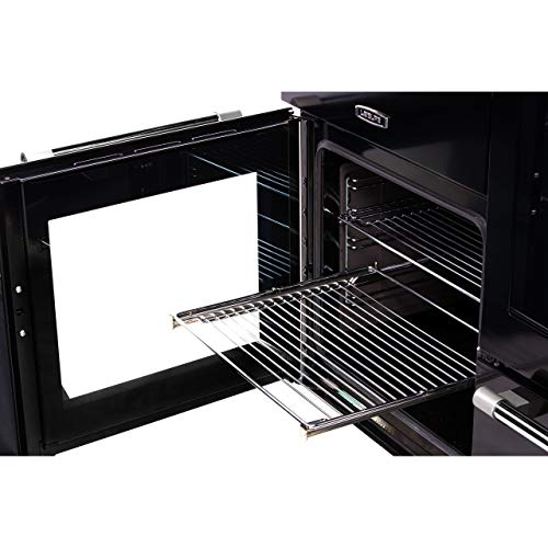 Leisure Cookmaster 100 CK100F232K 100cm Dual Fuel Range Cooker - Black